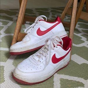 COPY - Red Nike air max ❤️
